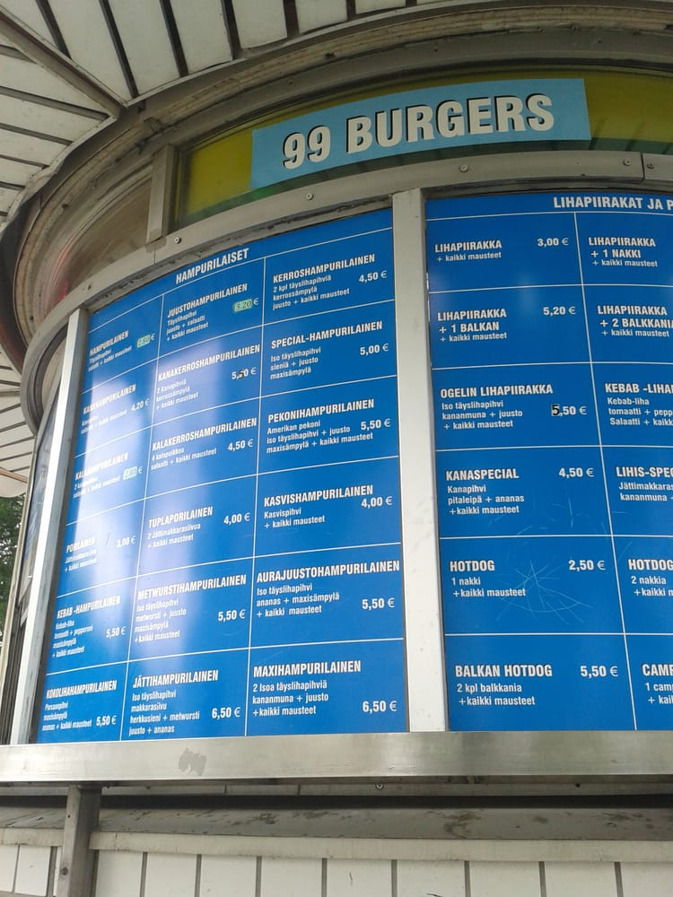 2 Photos For 99 Burgers