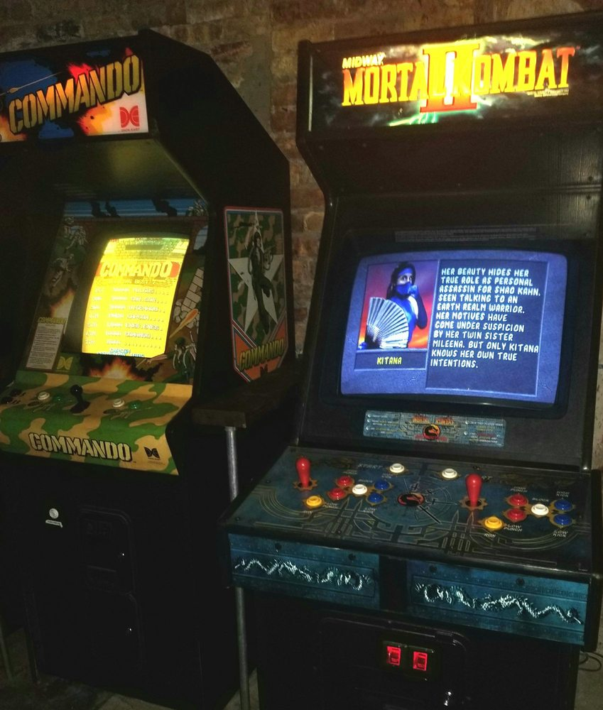 Uptown Arcade - 2019 All You Need to Know BEFORE You Go