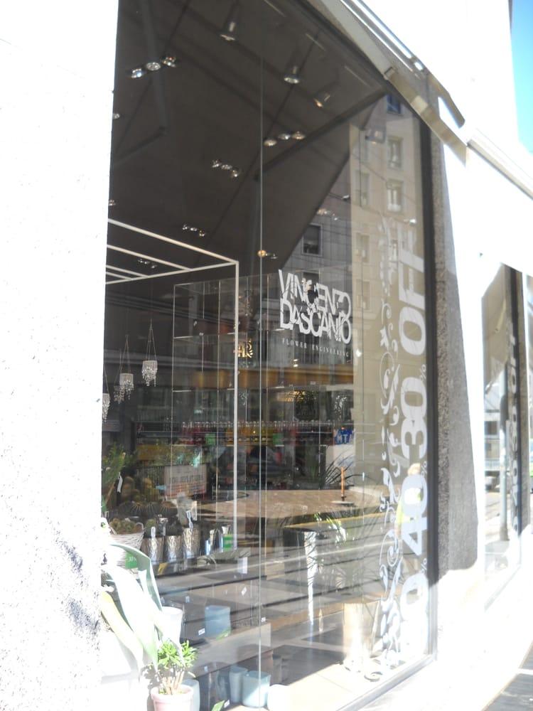 Vincenzo Dascanio Nuova Boutique A Bergamo : Vincenzo dascanio fiorai via albricci alberico