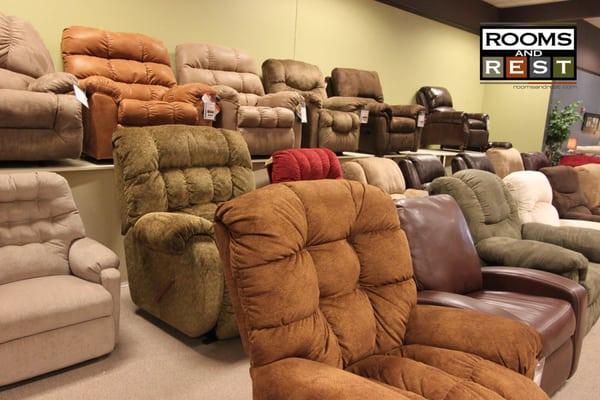 Rest Furniture and Mattress 1760 Madison Ave Mankato, MN Furniture ...