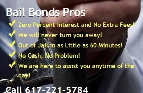 Bail Bonds Boston: 60 State St, Boston, MA
