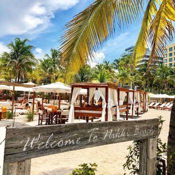 Photo Of Nikki Beach Miami Fl United States