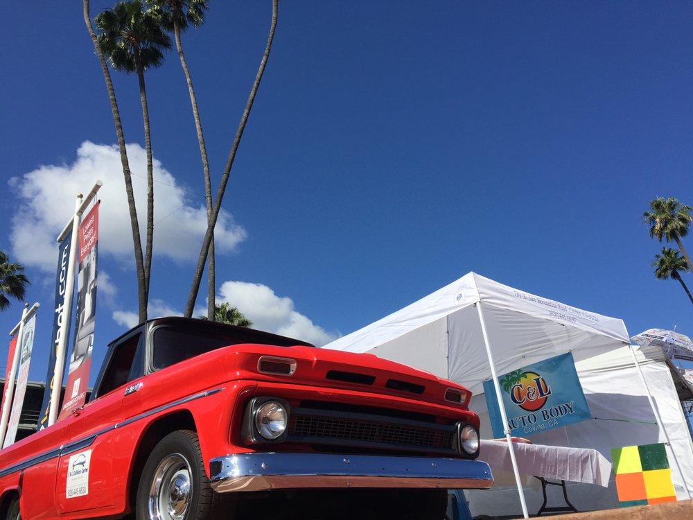 C & L Auto Body: 781 E San Bernardino Rd, Covina, CA