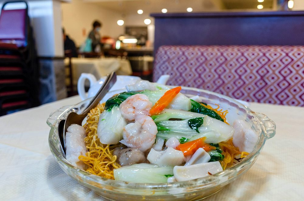 Hing Lung Cafe: 331 Grand Ave, South San Francisco, CA