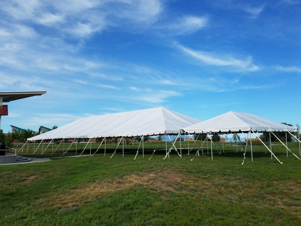 Tents & Events: 1265 S Camino Santiago Dr, Pueblo West, CO