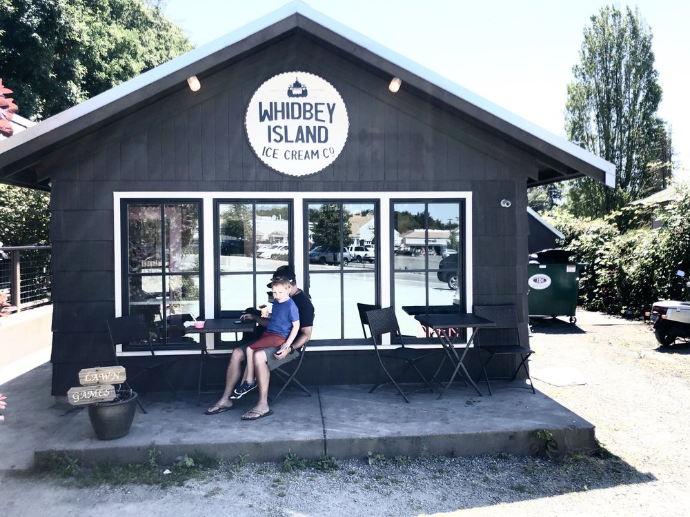 Whidbey Island Ice Cream: 1594 E Main St, Freeland, WA