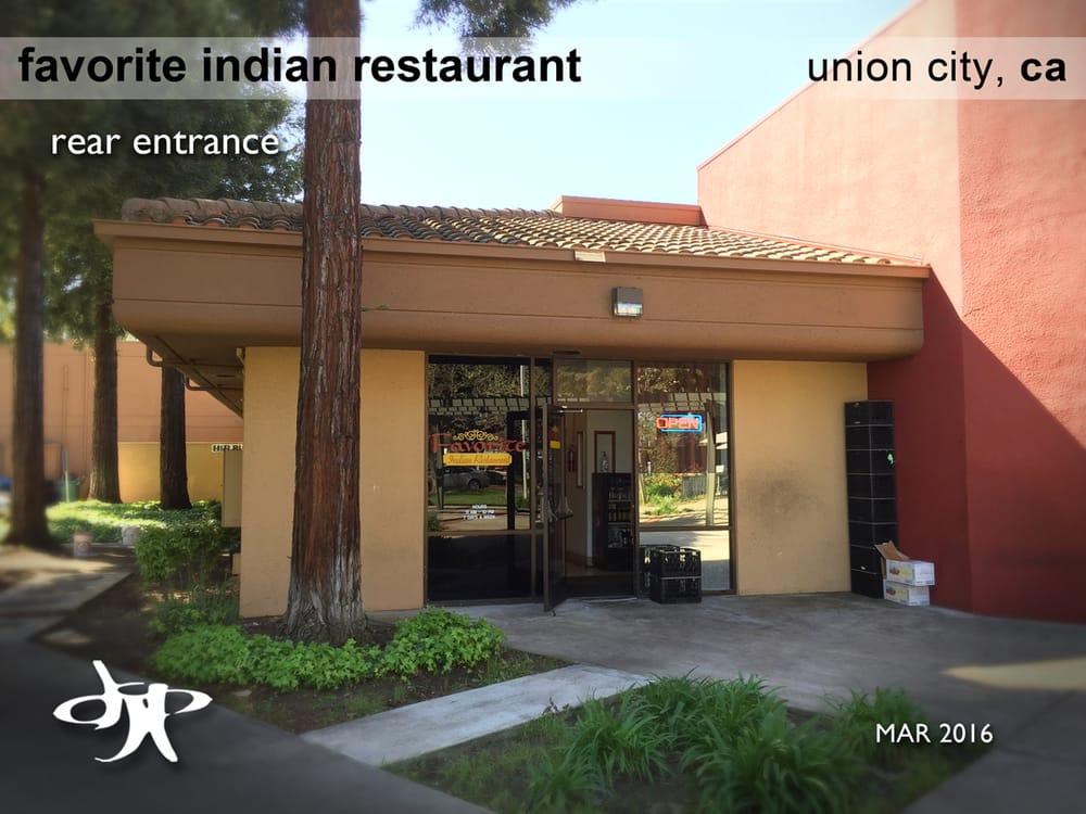 My Favorite Indian Restaurant Union City