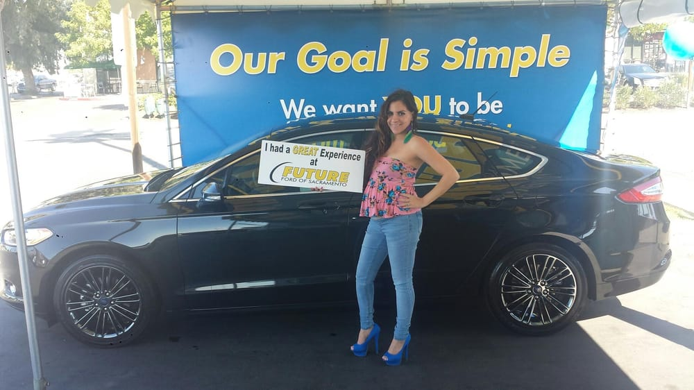 Future Ford Of Sacramento >> Thank You Jaye Williams Of Future Ford Of Sacramento Yelp