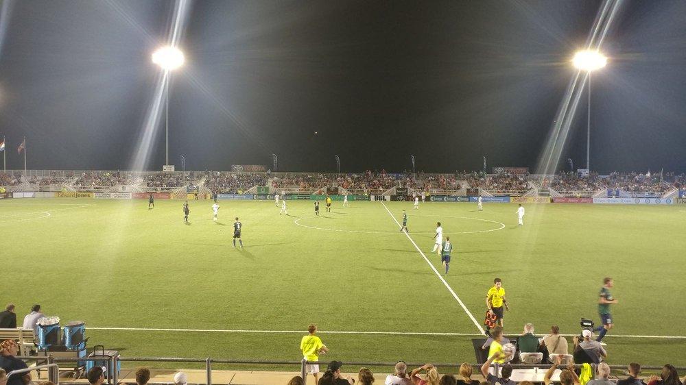World Wide Technology Soccer Park: 1 Soccer Park Rd, Fenton, MO