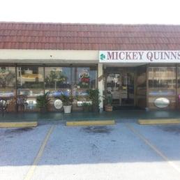 Mickey Quinns Beach Pub Grill Indian Shores Fl
