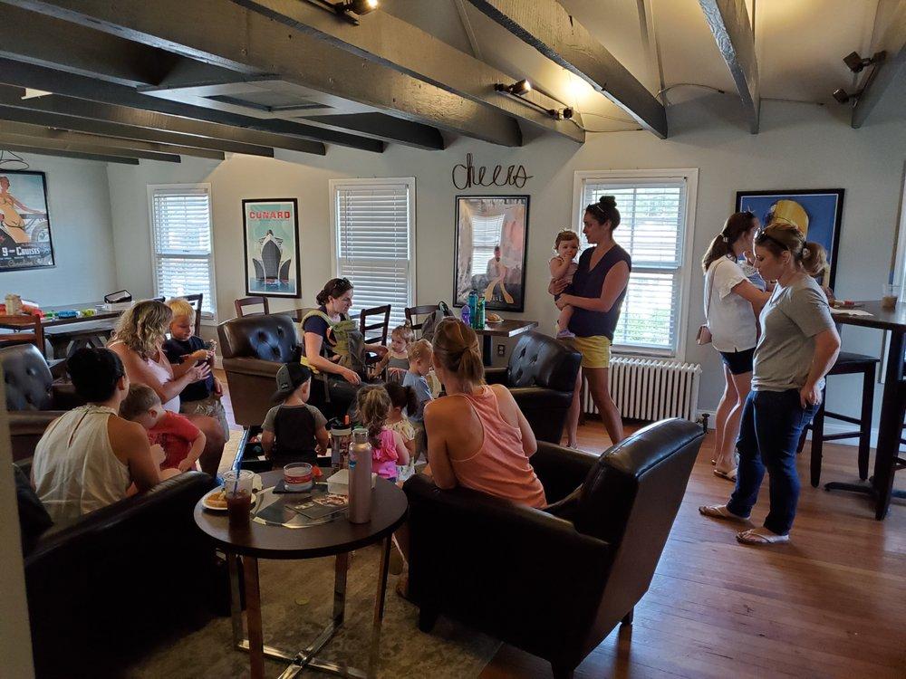 Kahvila Coffee House: 212 S King St, Leesburg, VA