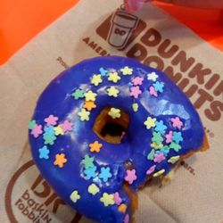 Photo of Dunkin' Donuts - Deerfield, IL, United States. Seasonal spring  fling