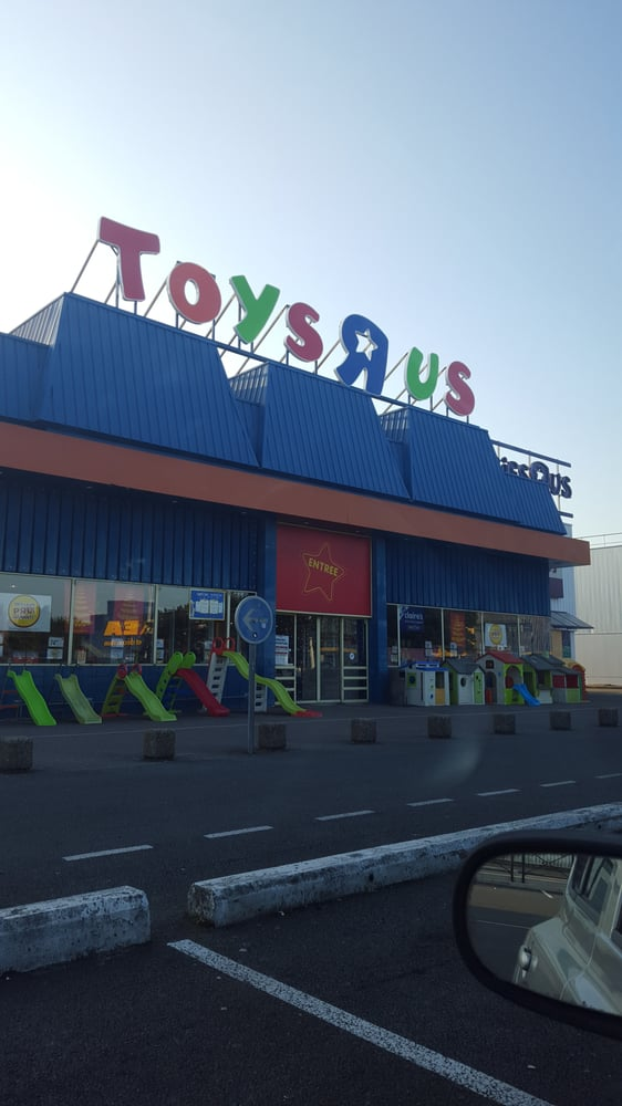 Toys r us 10 reviews toy stores avenue quarante - Auchan bordeaux lac ...