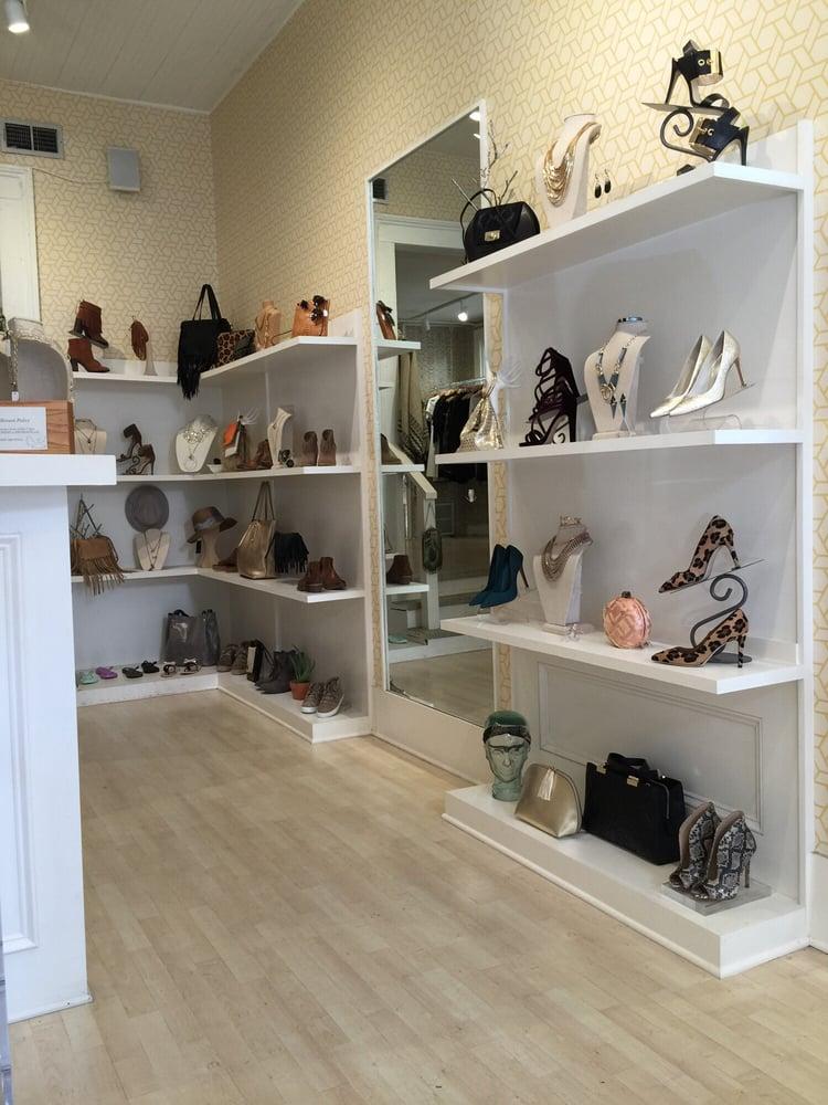 Angelique Shoe New Orleans