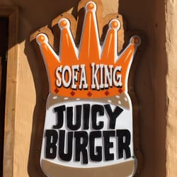 sofa king juicy burgers 120 photos 129 reviews burgers 1743 rh yelp com sofa king chattanooga Sofa King Funny