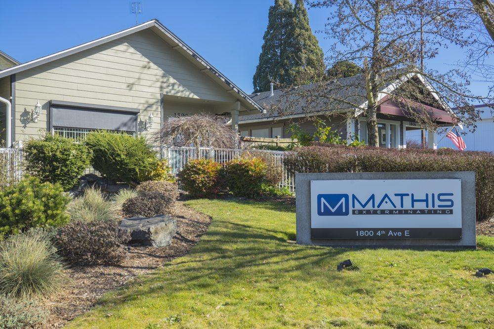 Mathis Exterminating: Silverdale, WA