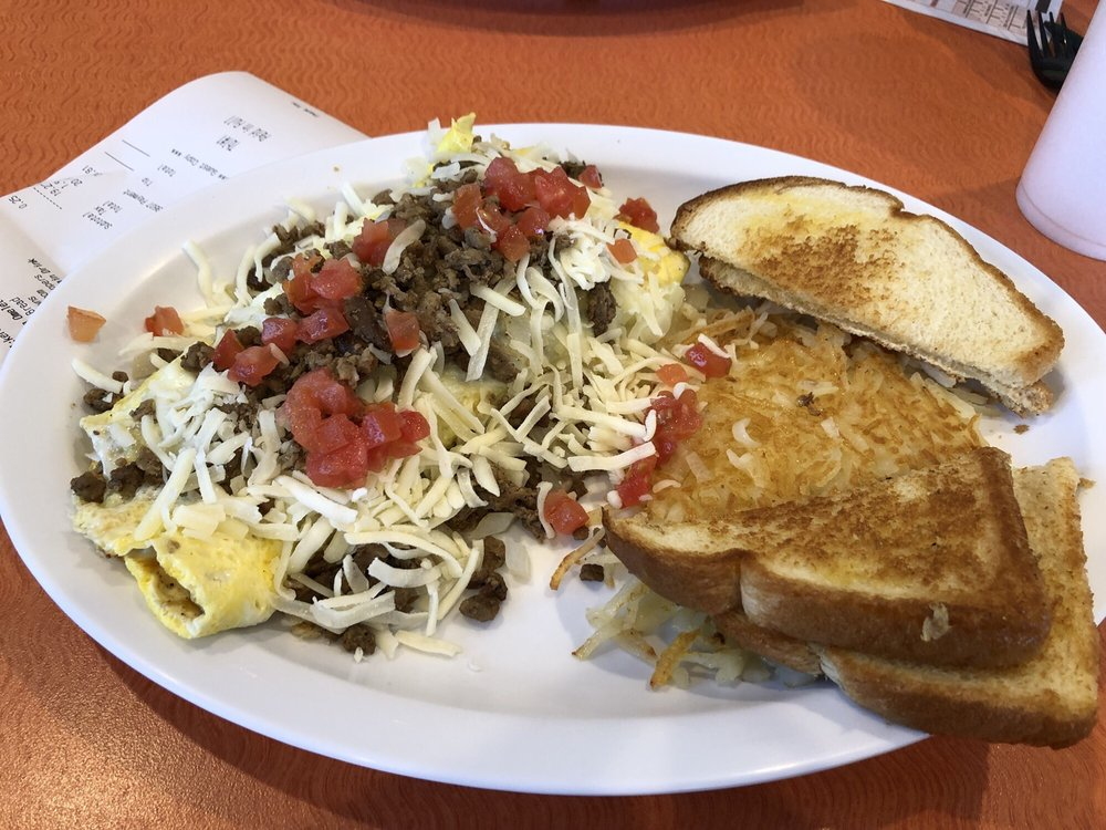 Tajin Mexican Cafe