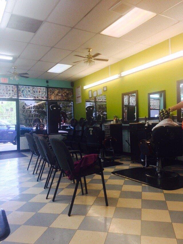 Maria's Dominican Salon: 167 Junction Dr, Ashland, VA