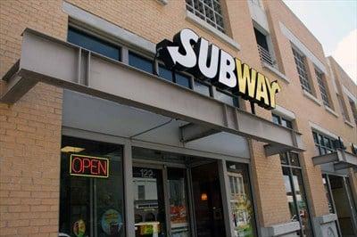 Subway: 122 N Jackson St, Albany, GA