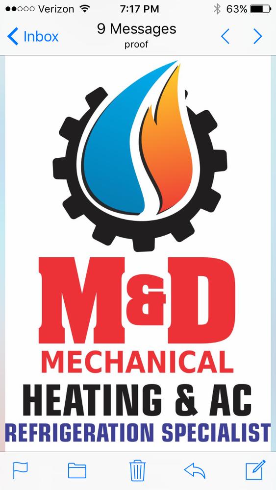 M&D Mechanical: 24 Ramsey Hill Dr, Walterboro, SC