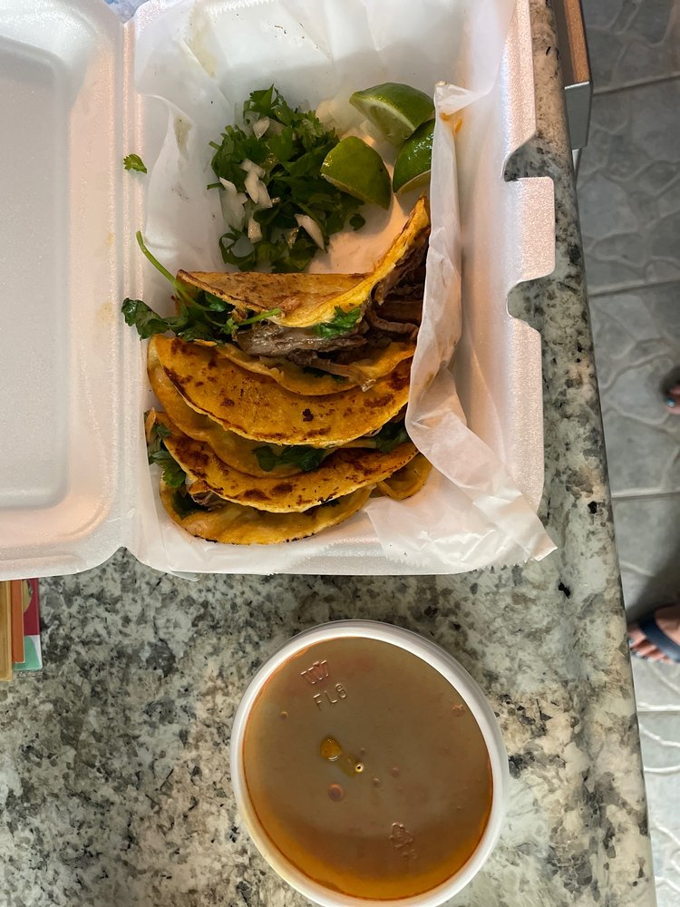 Lily's Tacos To Go: 3510 Grand Blvd, New Port Richey, FL