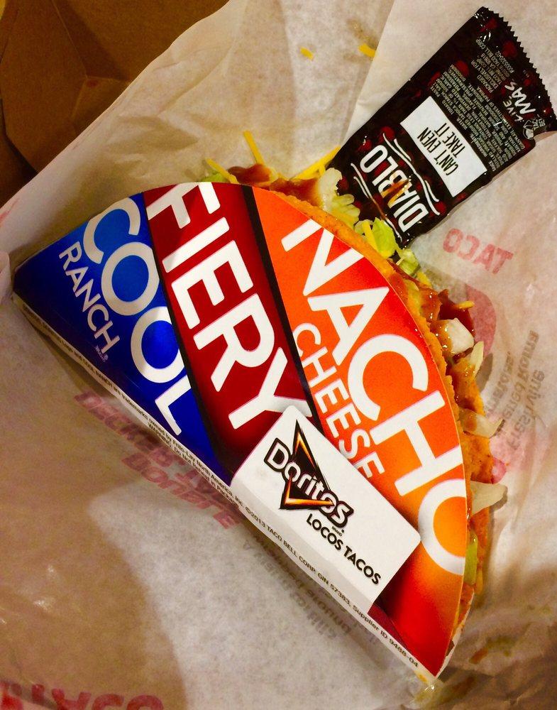 Taco Bell: 163 Cambridge Rd, Woburn, MA