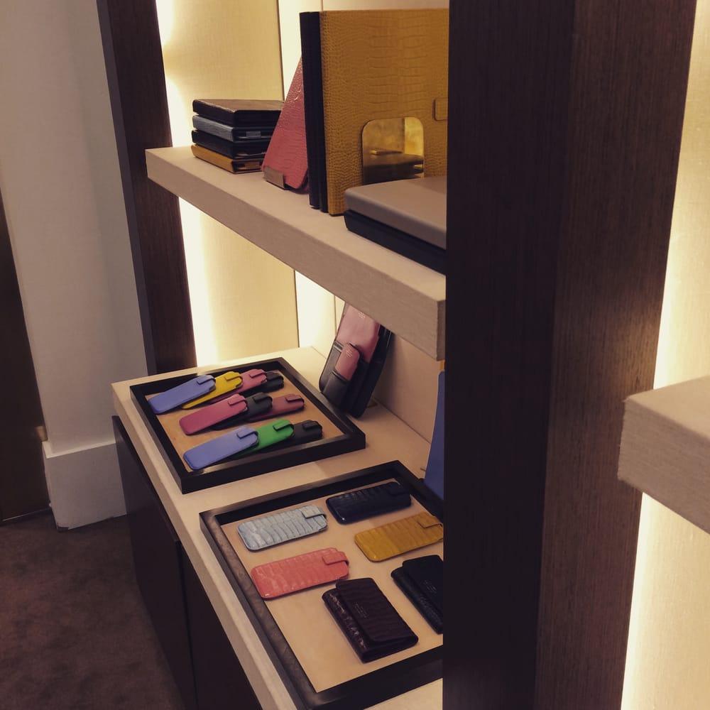Smythson of Bond Street – 130 years of British luxury leather goods
