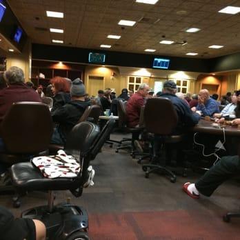 Poker smoking