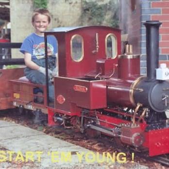 Heath Park Miniature Railway and Tramway - Heath Park