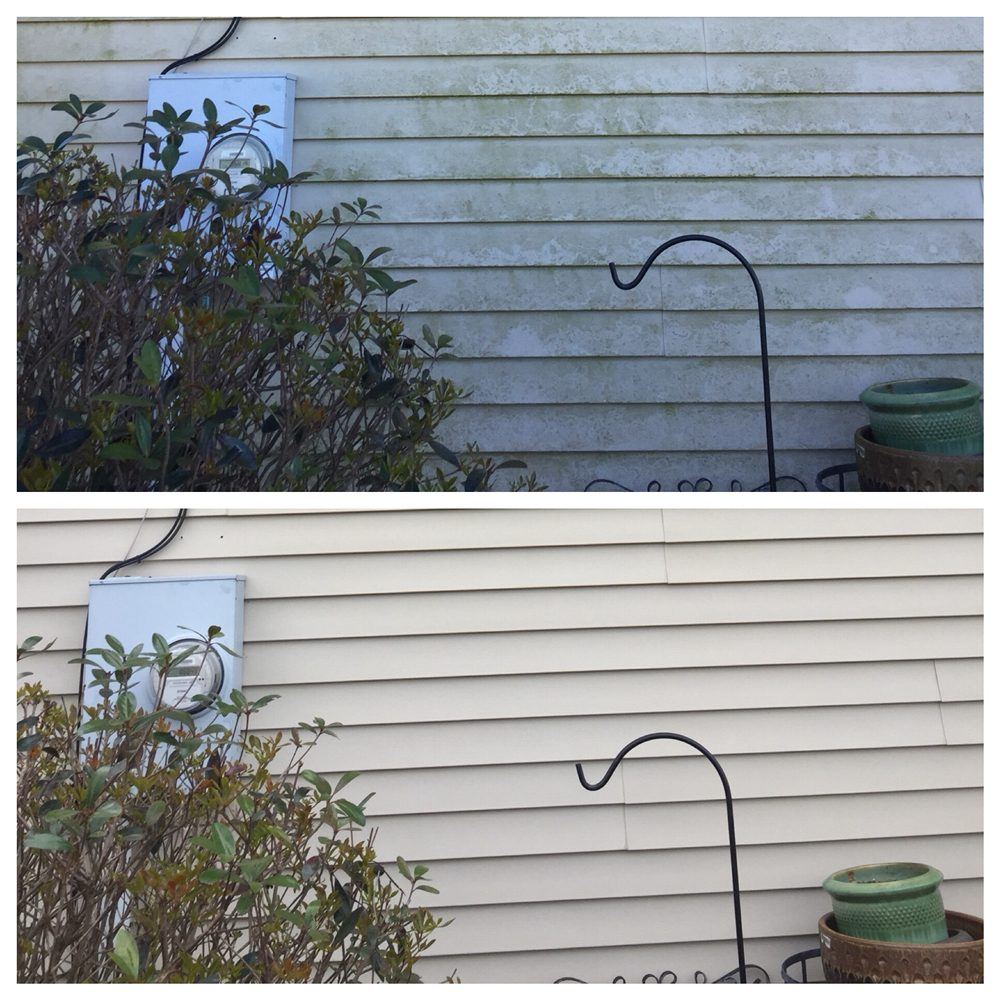 West TN Power Washing: Brownsville, TN