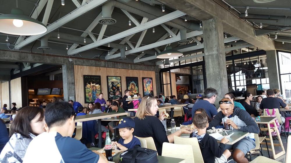 Restaurants Near Monterey Bay Aquarium Yelp