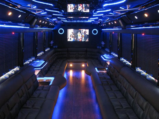 Karaoke Party Bus For Kids