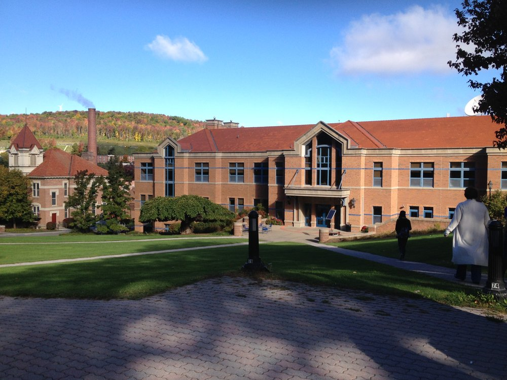 Alfred University: 1 Saxon Dr, Alfred, NY