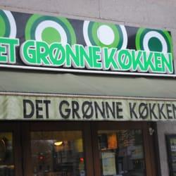 Det Grønne Køkken - København N, Danmark