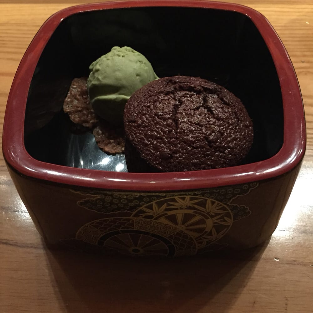 bento box warm chocolate cake goma tuile green tea ice cream yelp. Black Bedroom Furniture Sets. Home Design Ideas