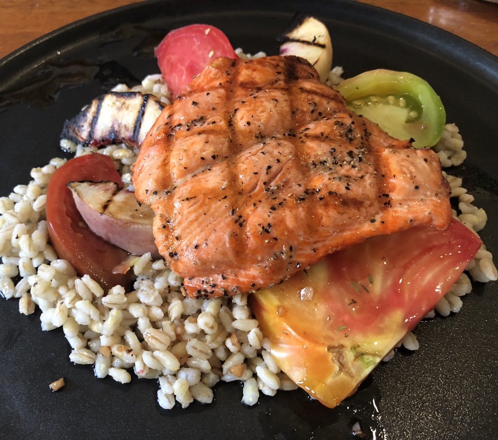 Coastal Kitchen Seattle Wa: Wild Sockeye Salmon From Prince William Sound Of Alaska