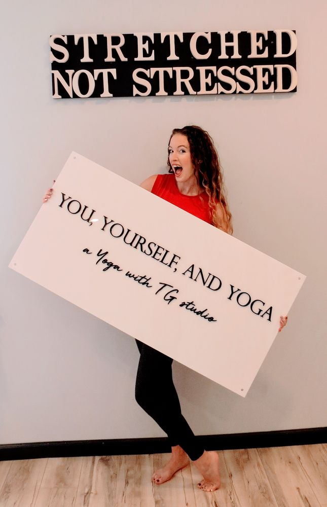 You, Yourself, and Yoga: 915 E Jefferson St, Kirksville, MO