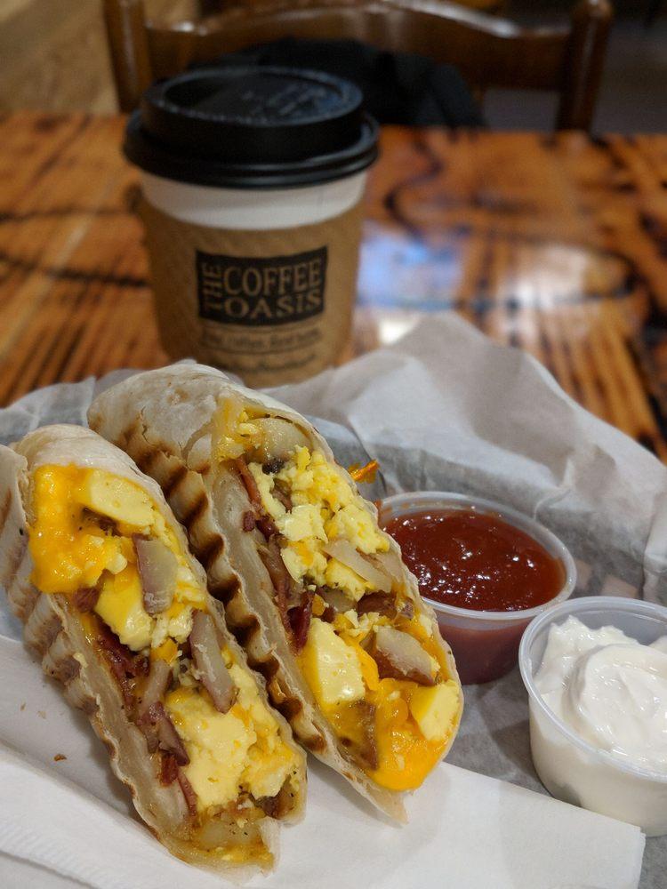 The Coffee Oasis: 807 Bay St, Port Orchard, WA