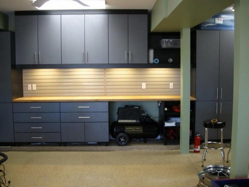Garage Rehab 35 Photos Amp 13 Reviews Flooring 3164 E