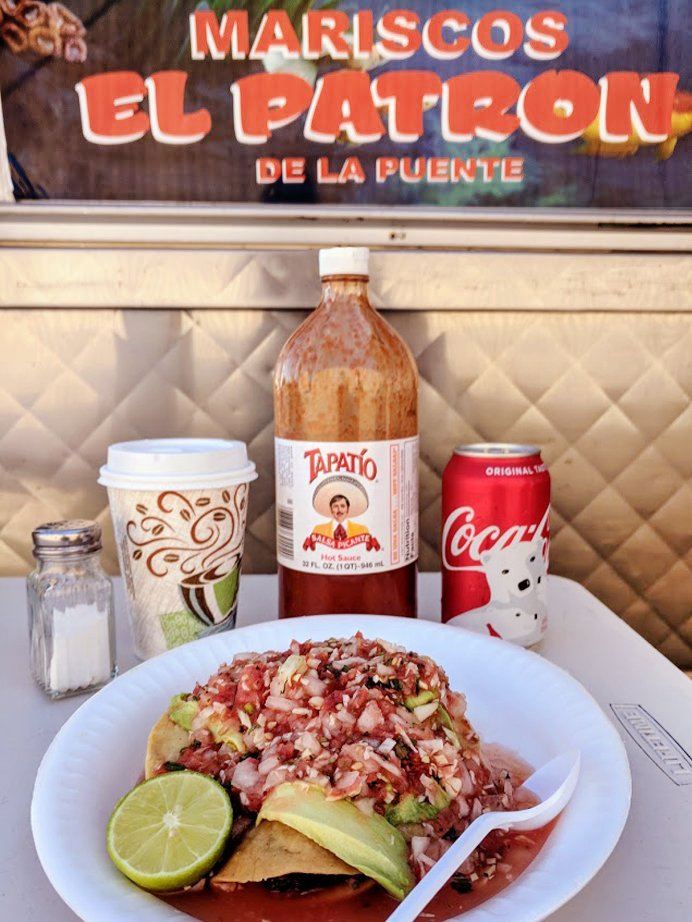 Photo of Mariscos El Patron De: La Puente, CA