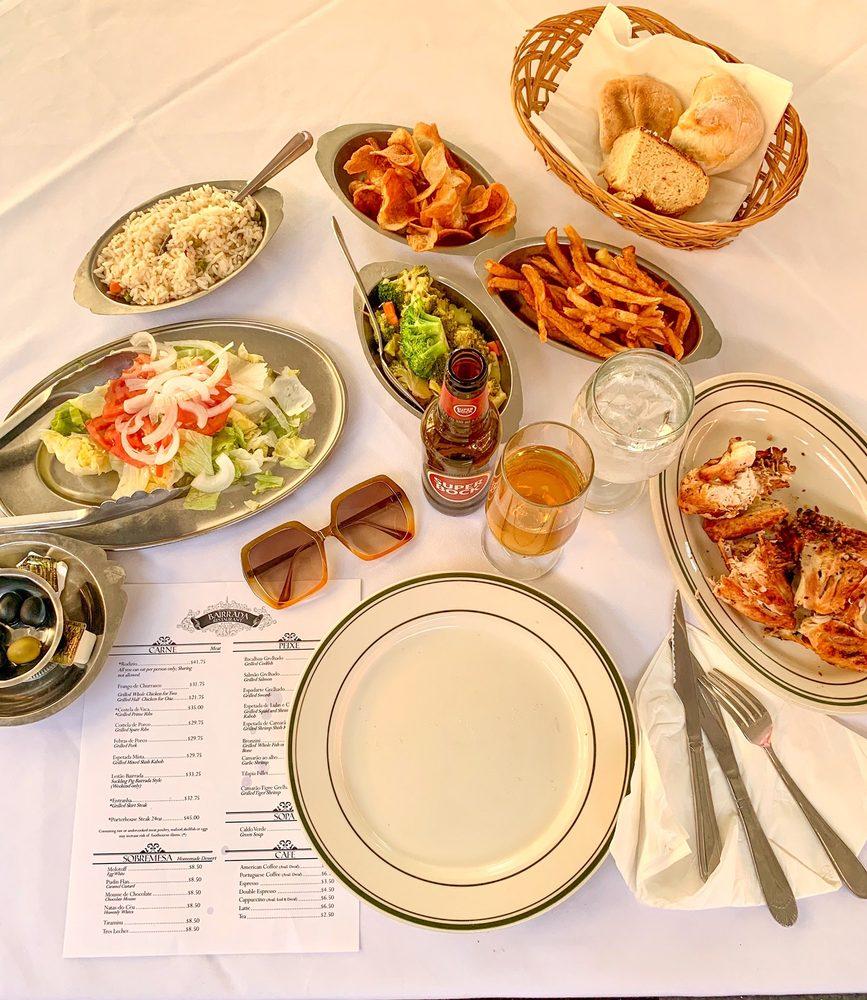 Churrasqueira Bairrada Restaurant: 144 Jericho Tpke, Mineola, NY