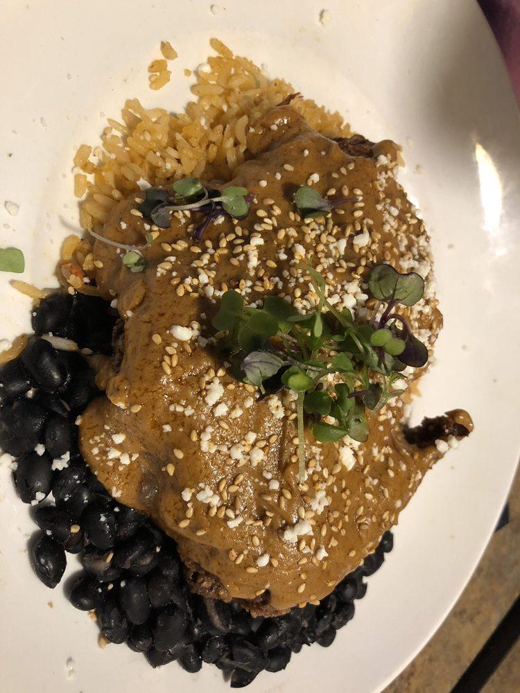 Amaya's Fresh Mexican Grill: 29 S Monroe St, Monroe, MI