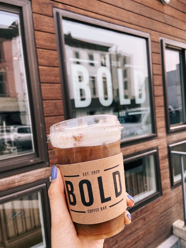Food from Bold Coffee Bar