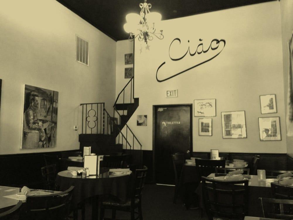 Ciao Italian Restaurant Little Rock Ar