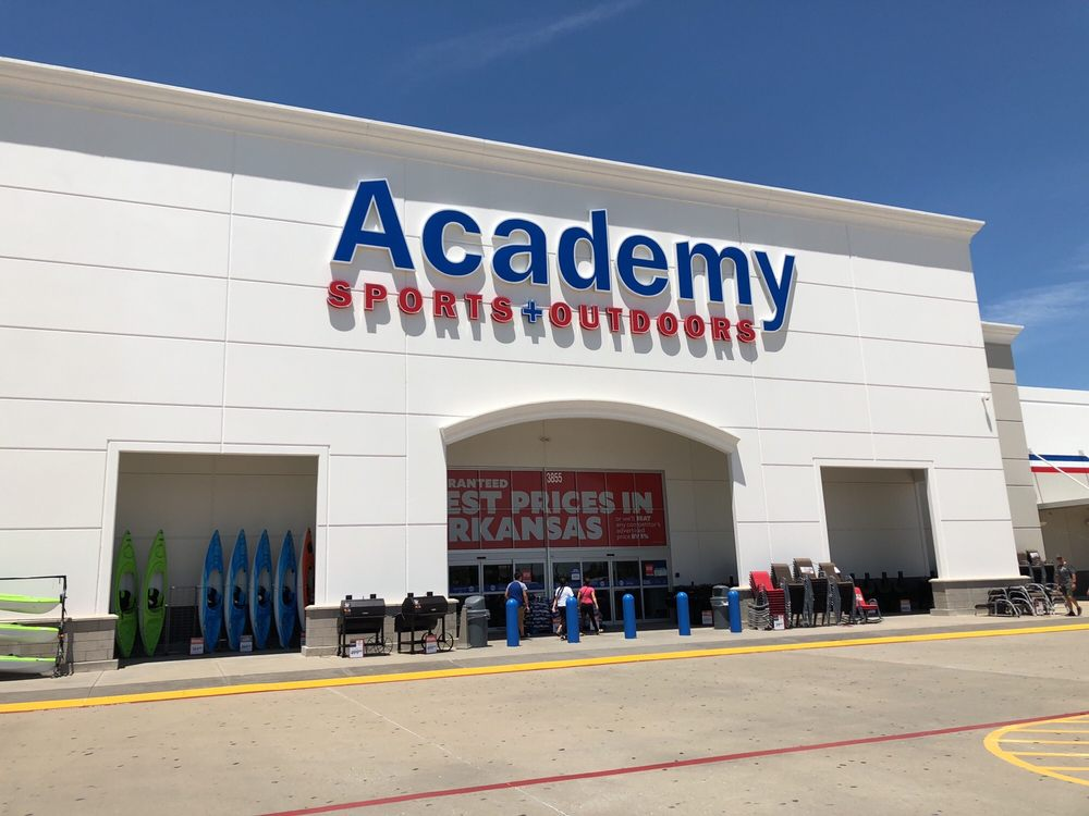 Academy Sports + Outdoors: 3855 South 26th St, Rogers, AR