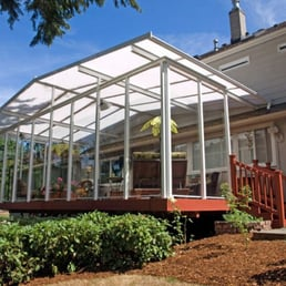 Superbe Photo Of Seattle Patio Covers   Federal Way, WA, United States. Acrylic  Patio