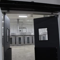 Photo of Muscle Doors - Costa Mesa CA United States. Swinging Warehouse Traffic & Muscle Doors - Restaurants - 350 A Fischer Av Costa Mesa CA ...