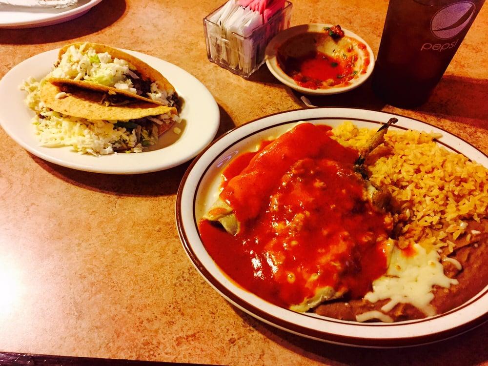 Mexican Restaurant Coffeyville Ks