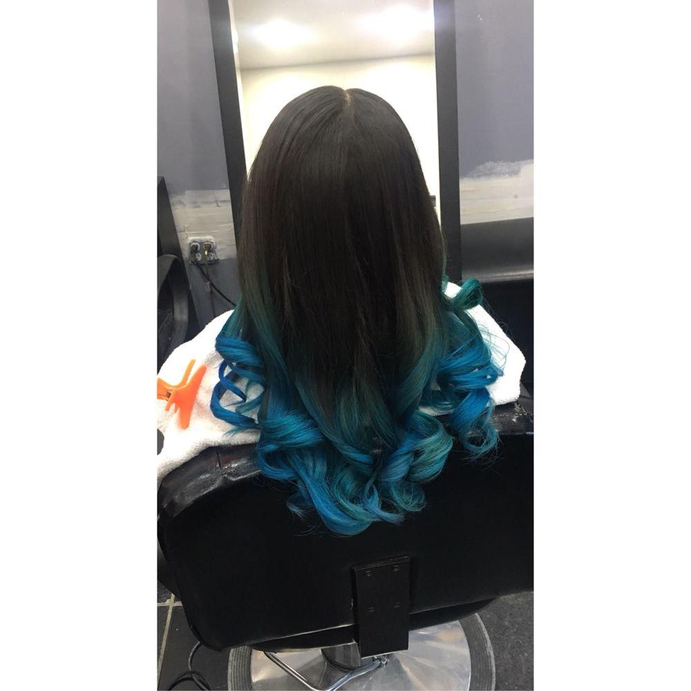 Hair Color Plus Hair Style Yelp