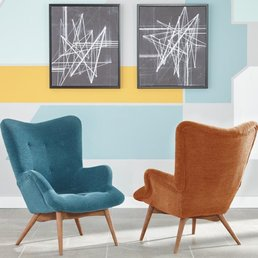 Perfect Photo Of Full Circle Furnishings   Beloit, WI, United States. Pelsor Accent  Chair